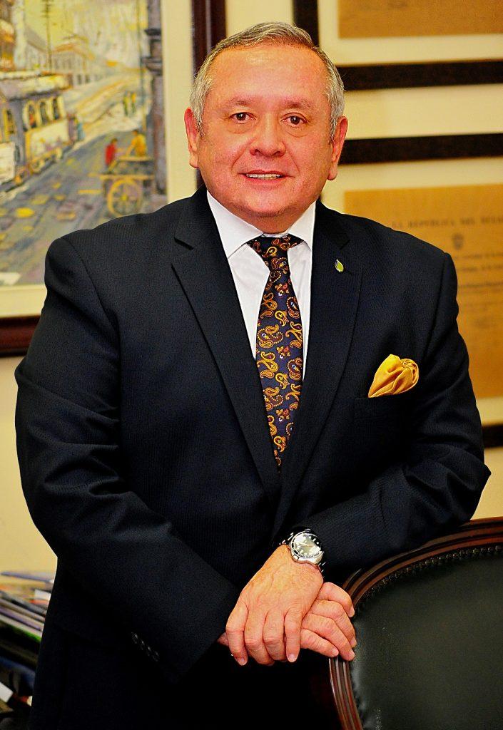 Director general Ecomundo Vespertino