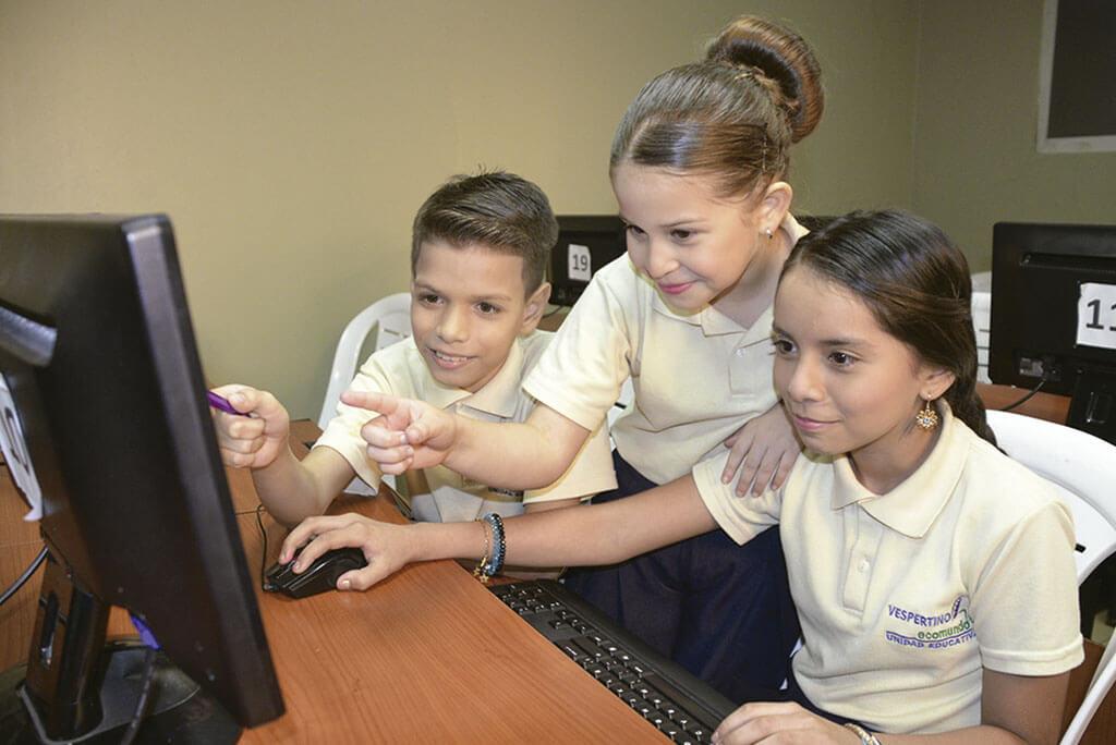 Educación primaria inicial en guayaquil