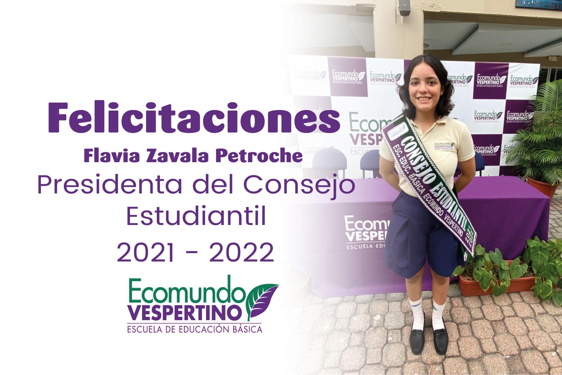 consejo estudiantil 2021